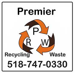 Premier Recycling and Waste Logo