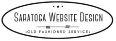 Saratoga Website Design Logo