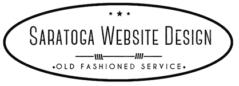 Saratoga Website Design Logo